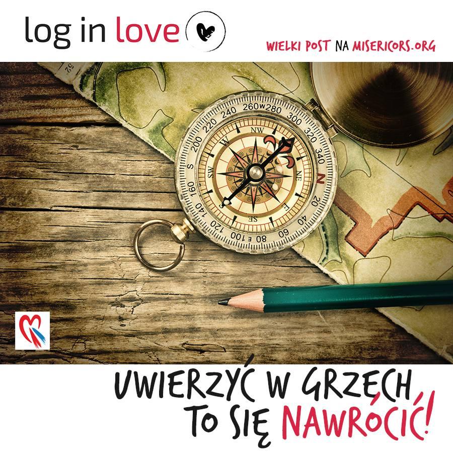 Akcja Log in Love - Zalogowani do Miłości - 5 marca 2017 - nawrócenie