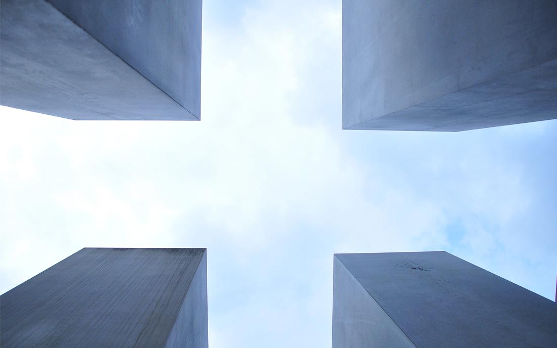 niebo krzyż