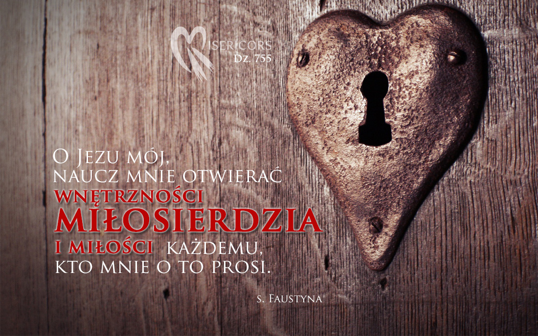 drzwi serce