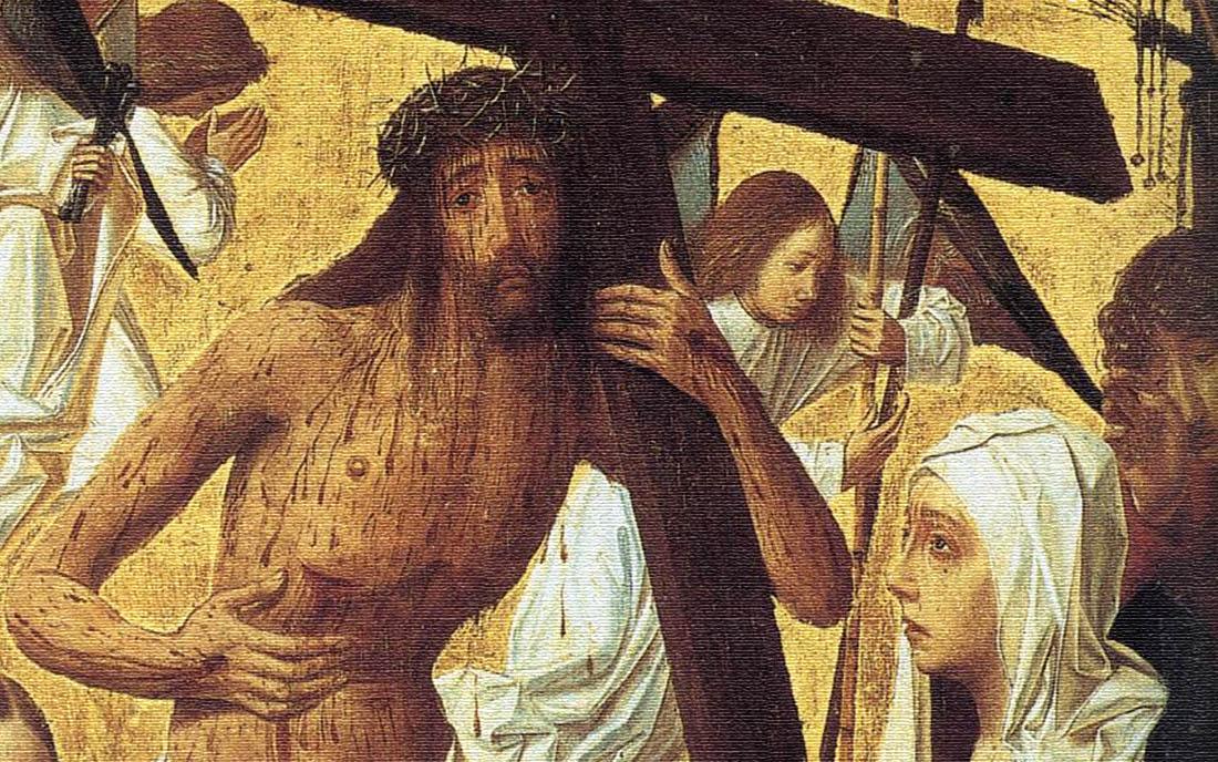 Jezus męka krew