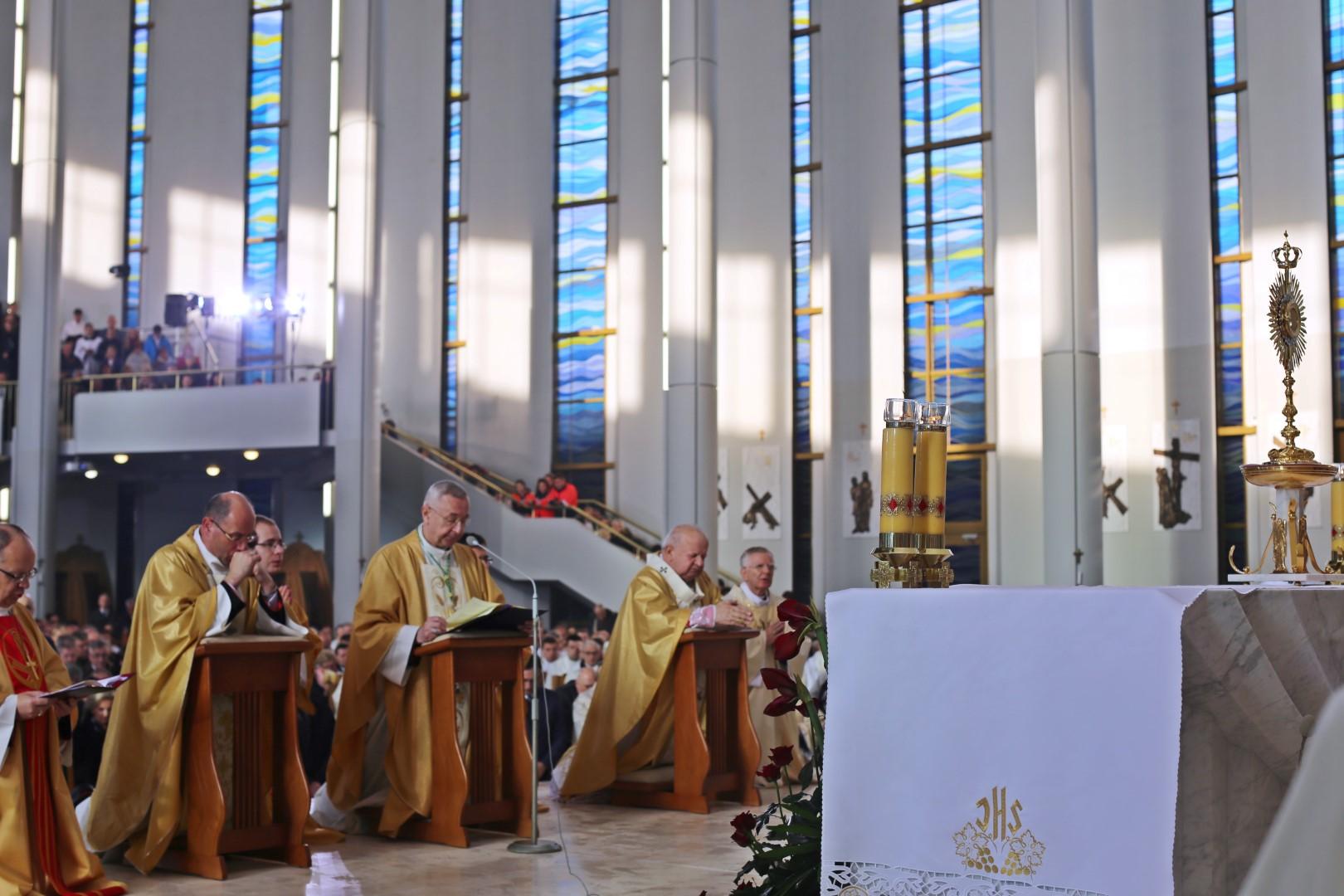 Fot. Eliza Bartkiewicz / episkopat.pl