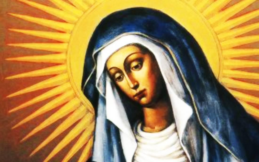 Maryja - Matka Boża Miłosierdzia