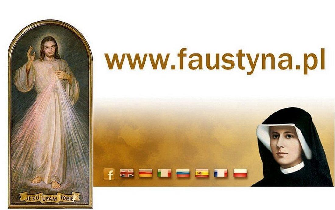 www.faustyna.pl