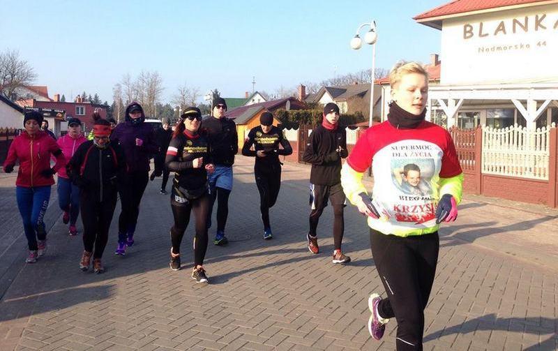 Natalia Lińczowska rozpoczęcła akcję SuperMoc dla Życia