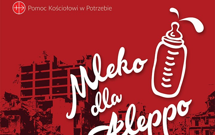 Akcja Mleko dla Aleppo
