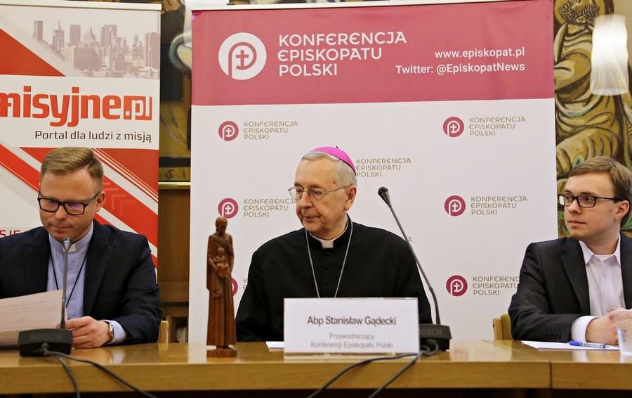 Abp Stanisław Gądecki zainaugurował 4. edycję akcji Misjonarz na Post