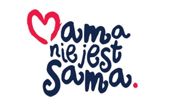 www.MamaNieJestSama.pl - logo serwisu
