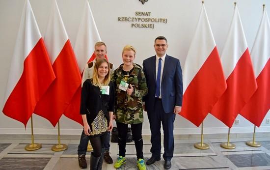 Super Moc dla życia z wizytą w Sejmie, Senacie i Kancelarii Prezesa Rady Ministrów