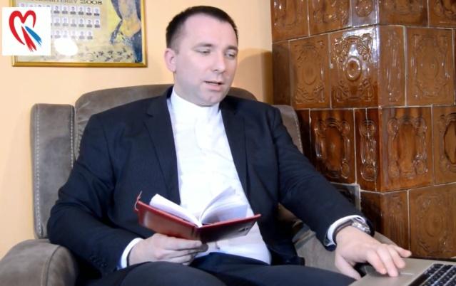 Ks. Łukasz Michalczewski podsumowuje 2. tydzień akcji Log in Love