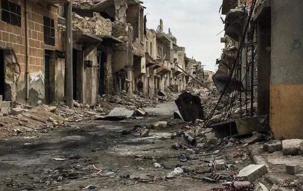 Raport z Aleppo - Caritas Polska