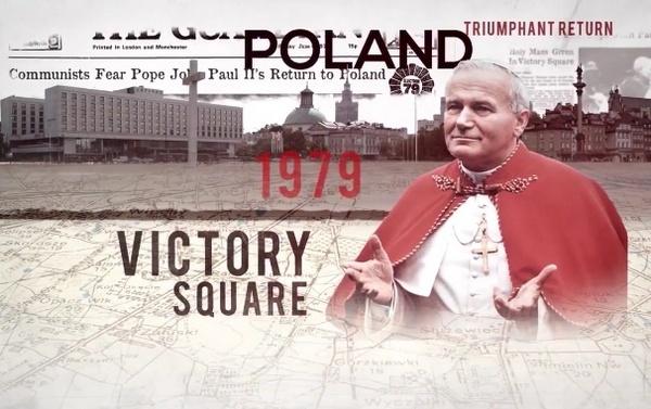 """""""Wyzwolenie kontynentu. Jan Paweł II i upadek komunizmu"""" – film dokumentalny"""