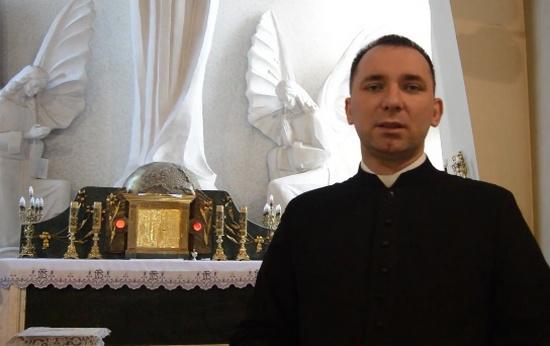 Ks. Łukasz Michalczewski o Wielkim Tygodniu