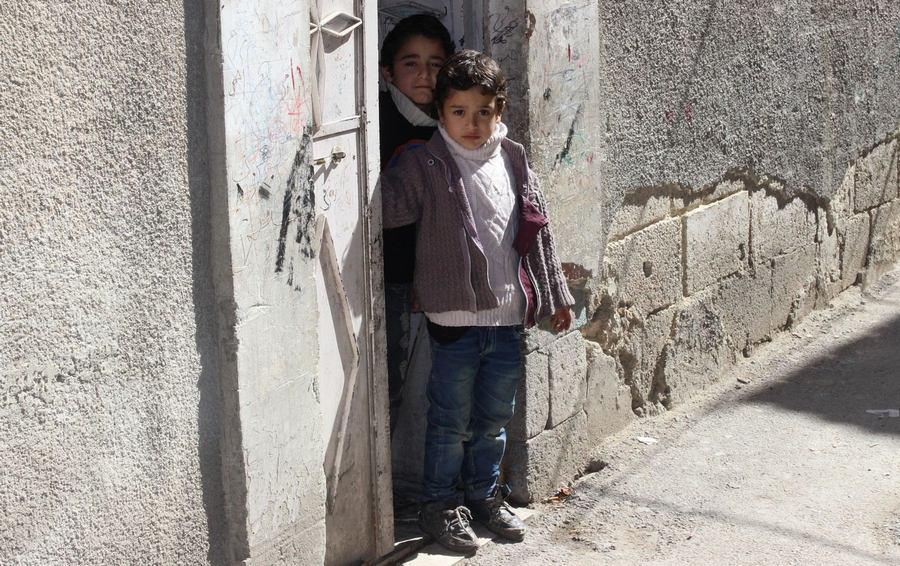 Zbiórka dla Syrii