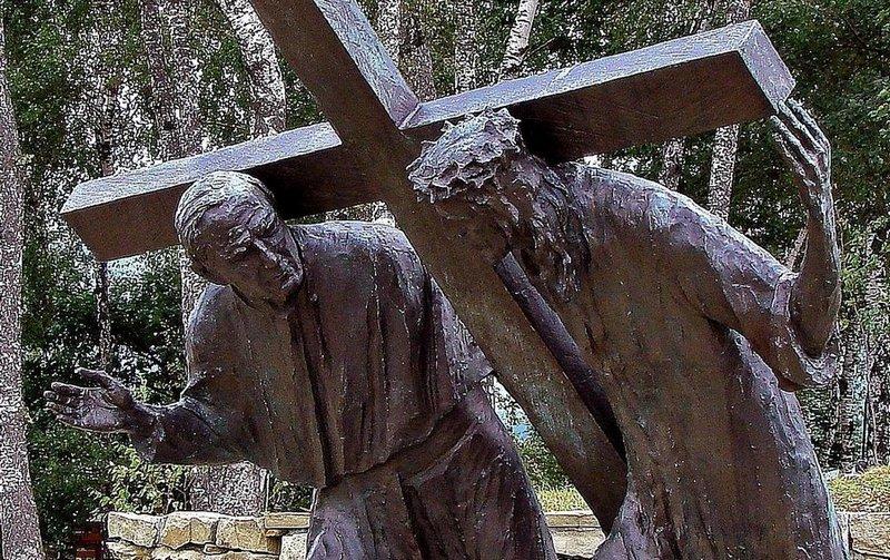 Droga Krzyżowa z Janem Pawłem II