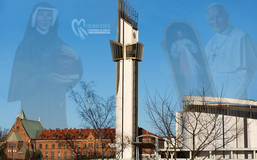 Bazylika Miłosierdzia w Krakowie-Łagiewnikach
