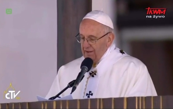 Homilia papieża Franciszka wygłoszona podczas Mszy św. w Fatimie, 13 maja 2017 r.