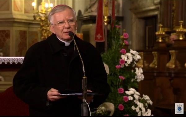 Abp Marek Jędraszewski o św. Faustynie i Bożym Miłosierdziu