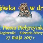 10. Piesza Pielgrzymka z Łagiewnik do Kalwarii Zebrzydowskiej