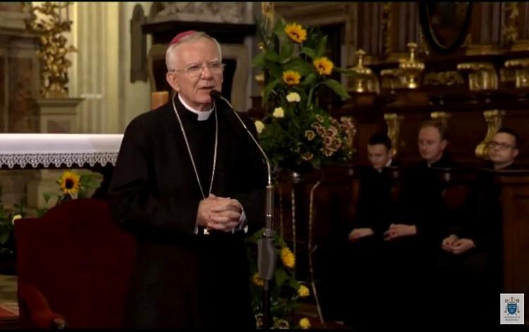 Abp Jędraszewski o św. Bracie Albercie i św. Franciszku