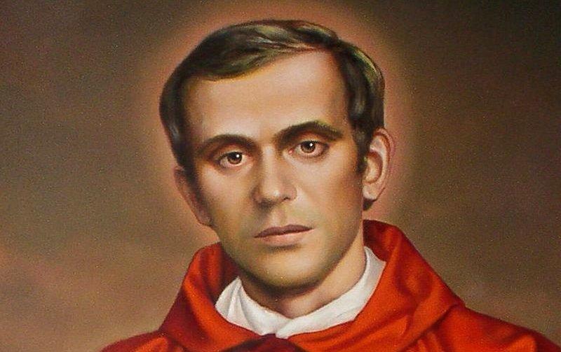 Bł. ksiądz Jerzy Popiełuszko