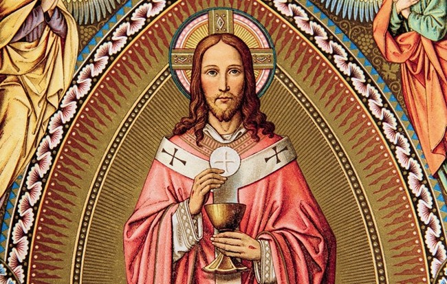 Chrystus - kapłan