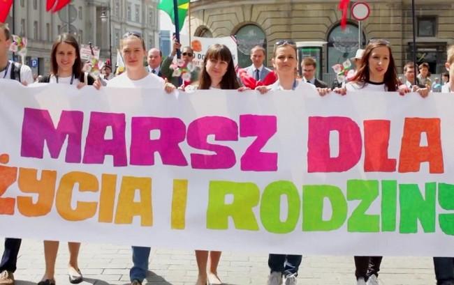 Marsz dla Życia i Rodziny 2017