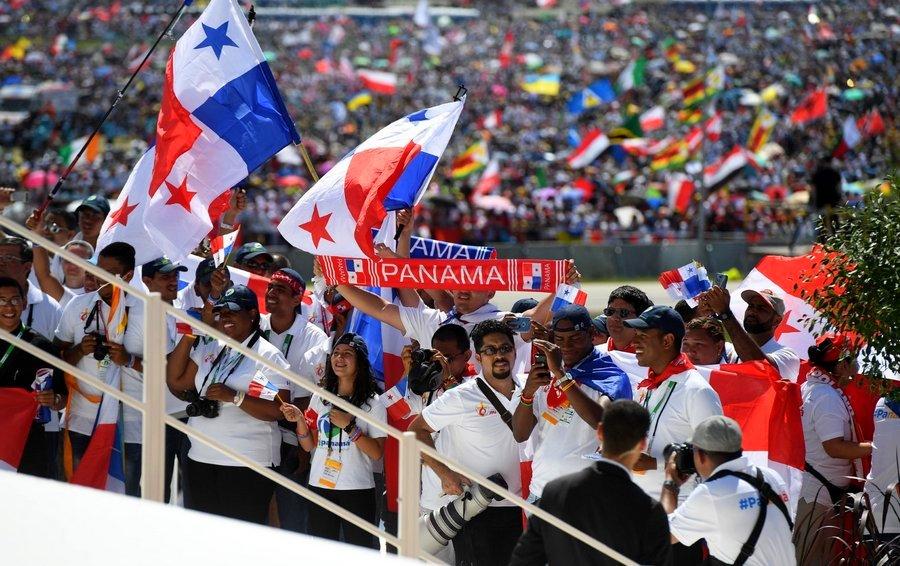 Panama w Krakowie - ŚDM 2016