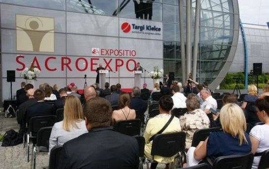 Otwarcie SaceoExpo 2017 w Kielcach