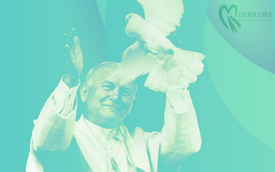 Jan Paweł II - Modlitwa do Ducha Świętego