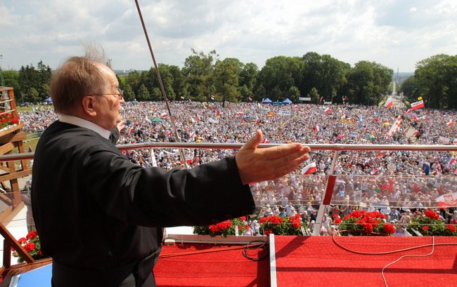 fot. Marek Borawski/Nasz Dziennik / Radio Maryja