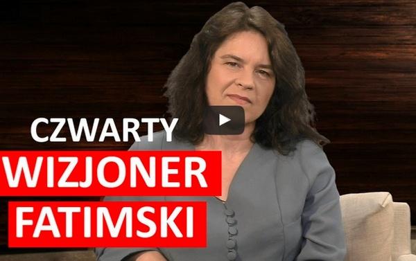 """""""Czwarty wizjoner fatimski"""" ks. Manuel Nunes Formigão – Dr Monika Waluś w Salve TV"""