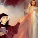 Św. Faustyna Kowalska i Jezus Miłosierny