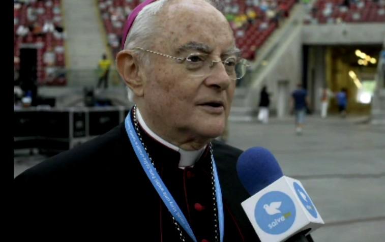 Jezus na Stadionie 2017 - rozmowa z abp. Henrykiem Hoserem SAC