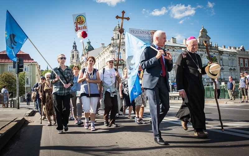 Pielgrzymka Przemyska 2017