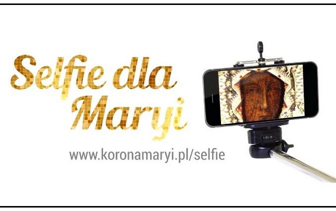 Zrób Selfie dla Maryi!