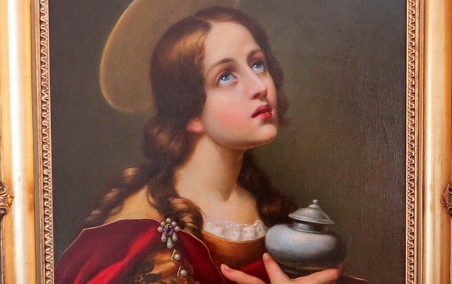 Św. Maria z Magdali
