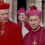 Kardynał Wyszyński i biskup Baraniak