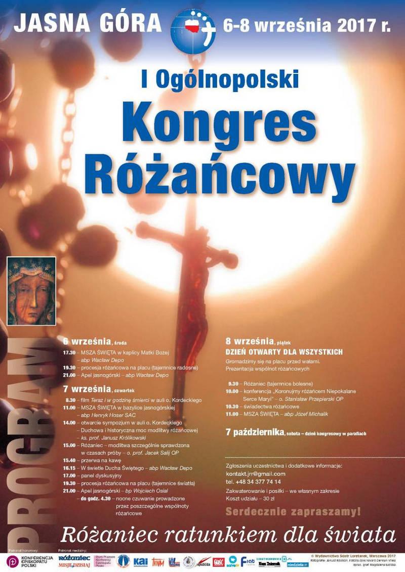 1. Ogólnopolski Kongres Różańcowy