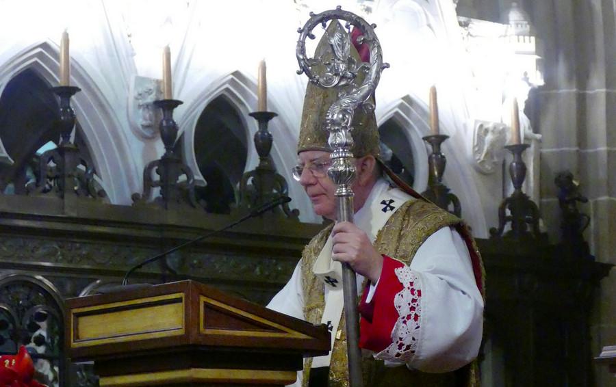 Uroczystości nałożenia paliusza abp. Markowi Jędraszewskiemu