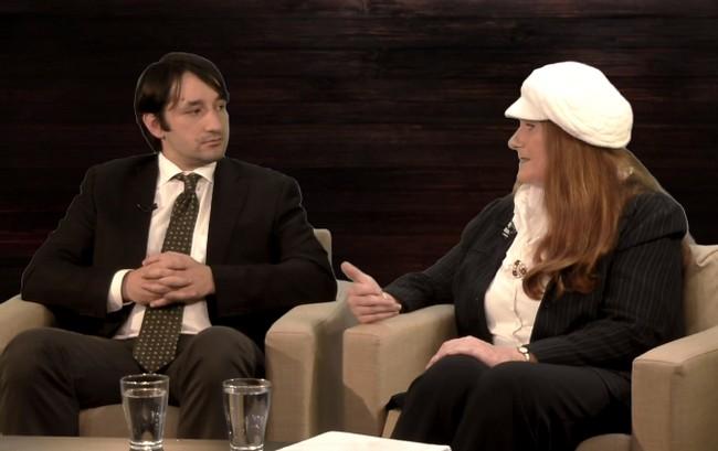 świadectwo Irene Van Der Wende w Salve TV