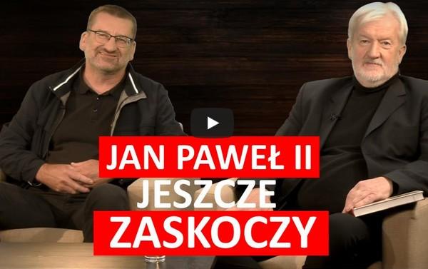 Jan Paweł II jeszcze zaskoczy! - Rozmowa Salve TV