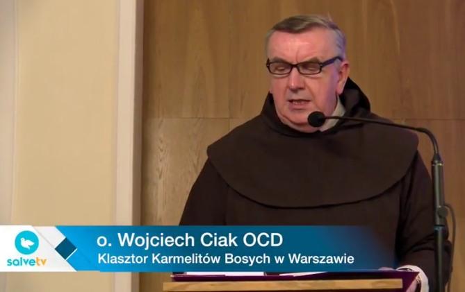 Objawienia fatimskie w aspekcie teologicznym i historycznym – O. Wojciech Ciak OCD – Wykład