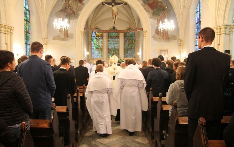 Inauguracja roku formacyjnego w poznańskim seminarium duchownym