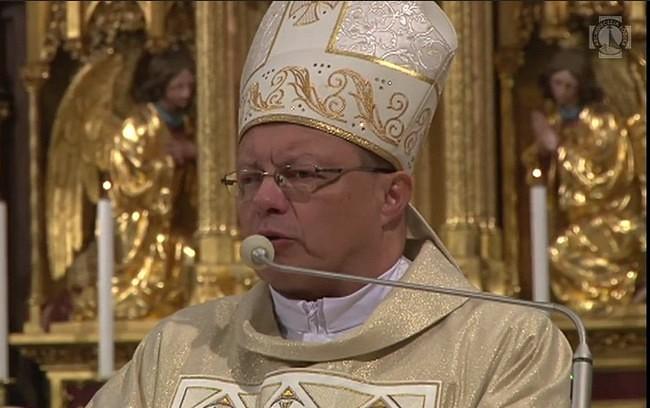 11. Listopada w Archikatedrze Łódzkiej (2017)- homilia abp. Grzegorza Rysia