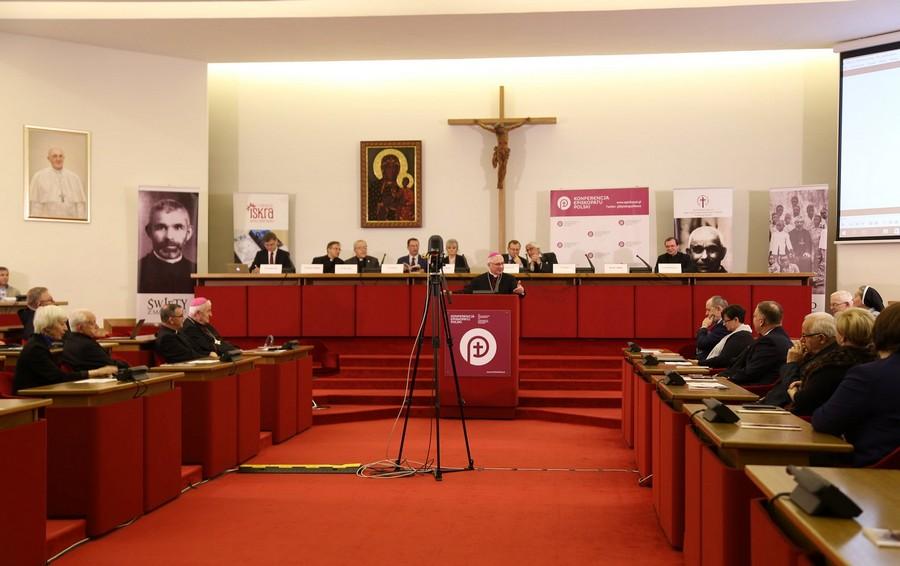 Abp Bronisław Dąbrowski – mąż stanu, który o innych mówił wyłącznie dobrze – Konferencja w Warszawie, 7 listopada 2017