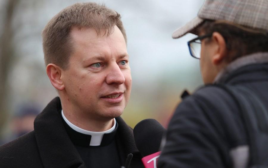Ks. Paweł Rytel-Andrianik - Rzecznik Konferencji Episkopatu Polski