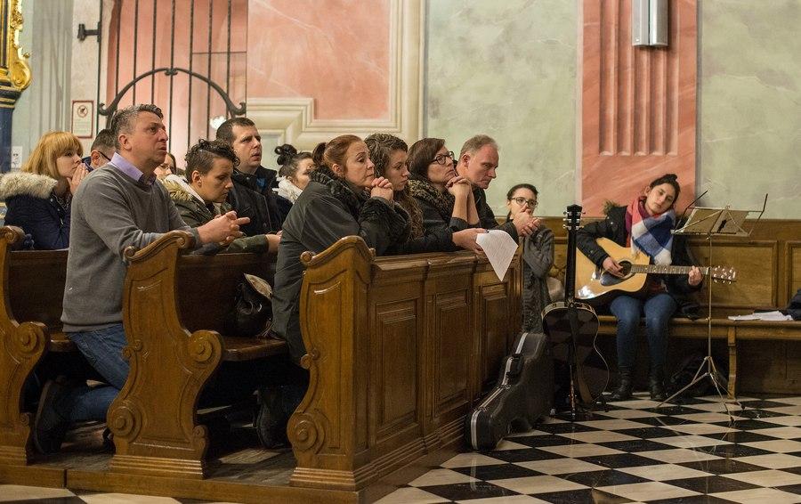 W niedzielę 12 listopada w kościele św. Barbary rozpoczęło się modlitewne Jerycho.