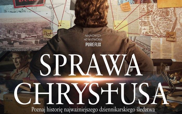 """""""Sprawa Chrystusa"""" w polskich kinach"""
