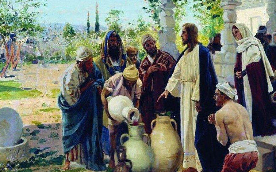 Wesele w Kanie