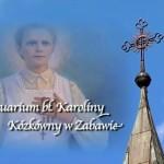 Sanktuarium Bł. Karoliny Kózkówny w Zabawie - Reportaż TV Trwam